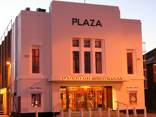 Picture of the Plaza building